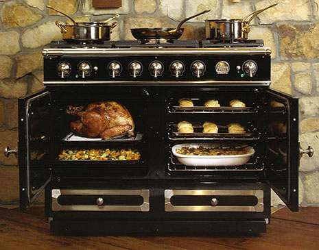 La cornue the8tregirl for Luxury oven
